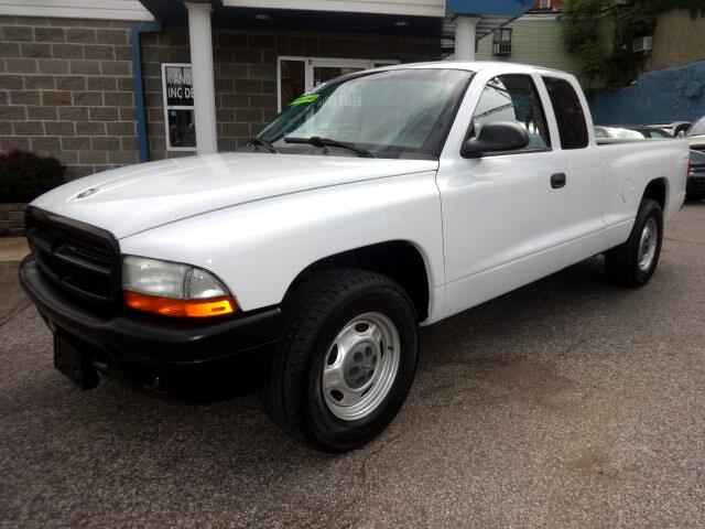 2003 Dodge Dakota Club Cab 2WD