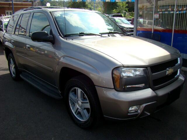 2006 Chevrolet TrailBlazer 4dr 4WD LTZ