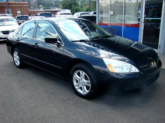 2007 Honda Accord LX SE Sedan AT