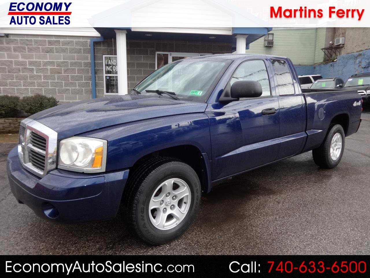 2007 Dodge Dakota SLT Club Cab 4WD