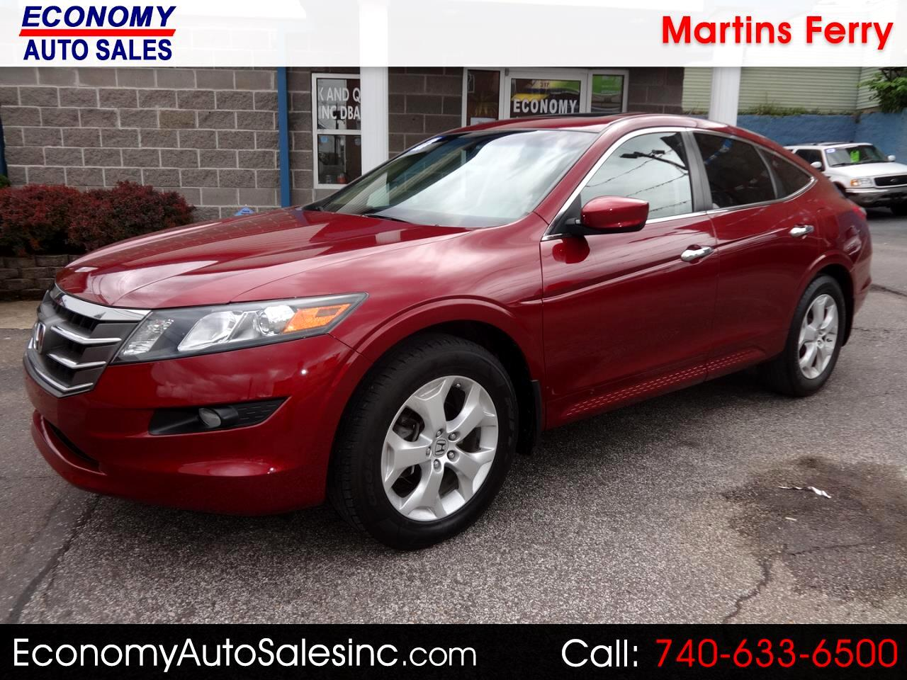 2011 Honda Accord Crosstour EX-L 4WD 5-Spd AT