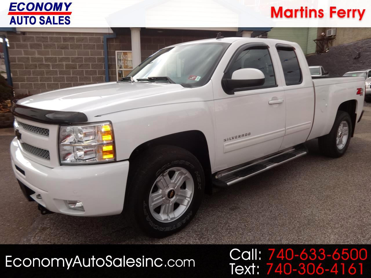 Chevrolet Silverado 1500 Z71 Ext. Cab Short Bed 4WD 2011