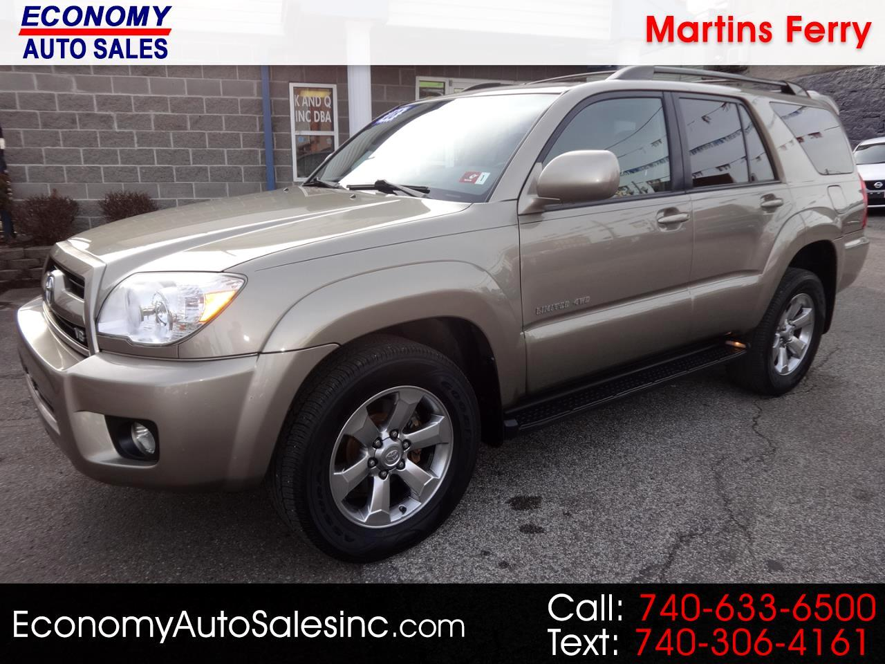 Toyota 4Runner Limited 4WD V8 2008