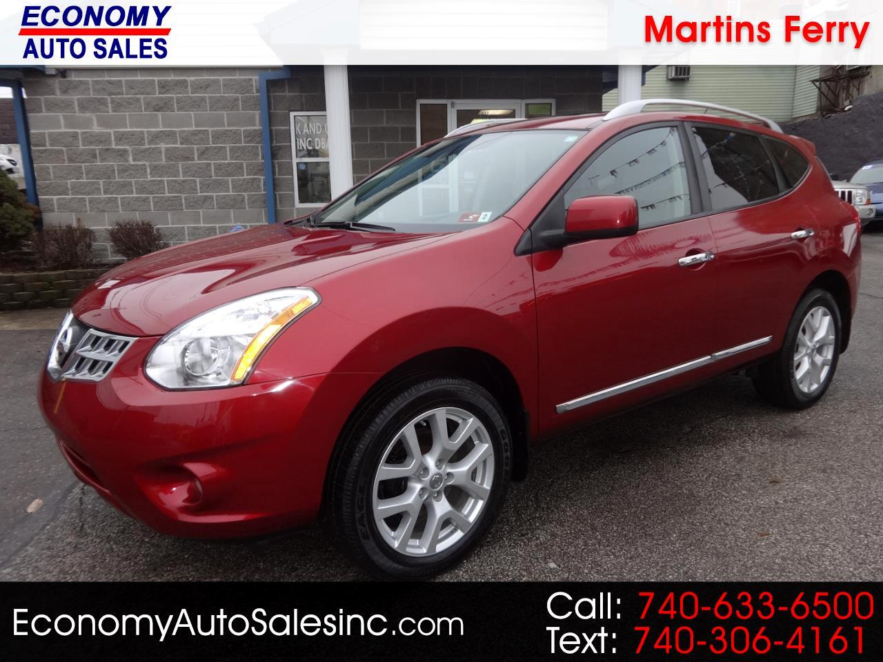 Nissan Rogue AWD 4dr SL 2011