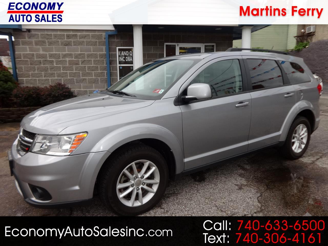 Dodge Journey AWD 4dr SXT 2016