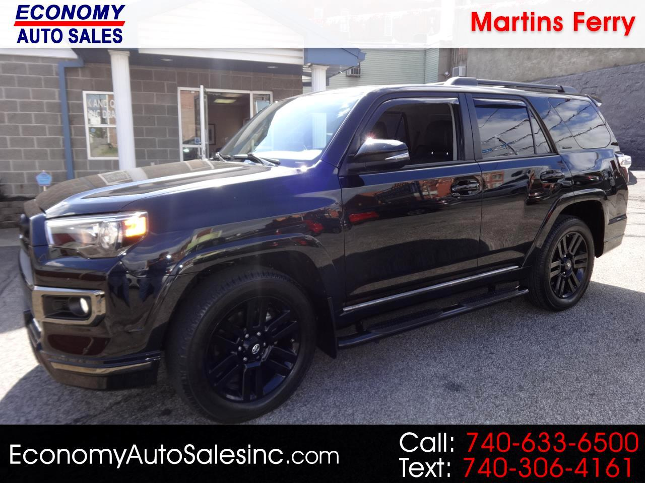 Toyota 4Runner Limited Nightshade 4WD (Natl) 2019