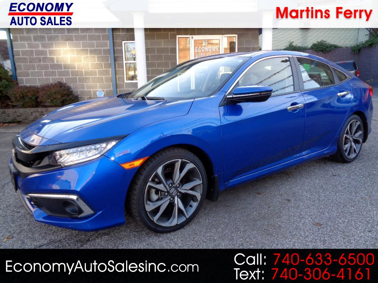 Honda Civic Sedan Touring CVT 2019