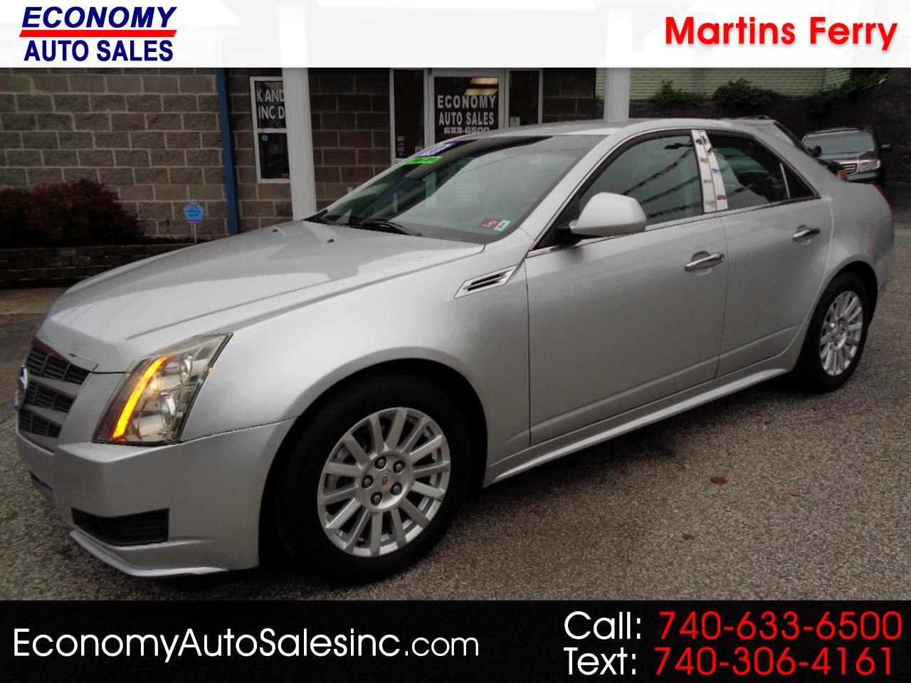 Cadillac CTS Sedan 4dr Sdn 3.0L Luxury AWD 2010