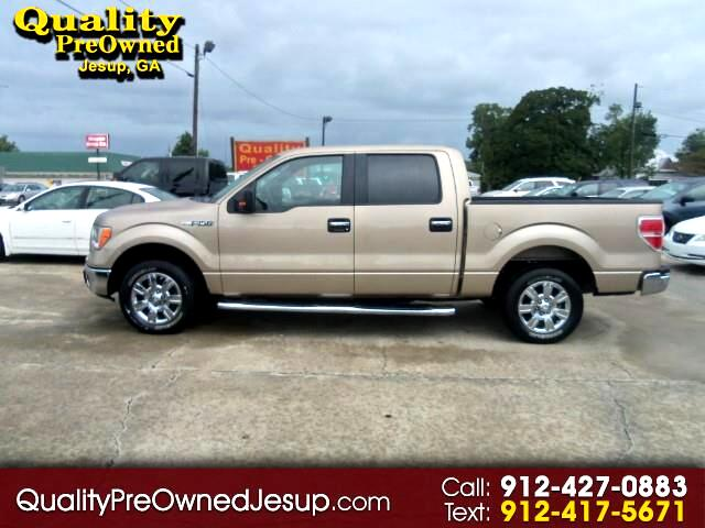 2012 Ford F-150 XLT SuperCrew 5.5-ft. Bed 2WD