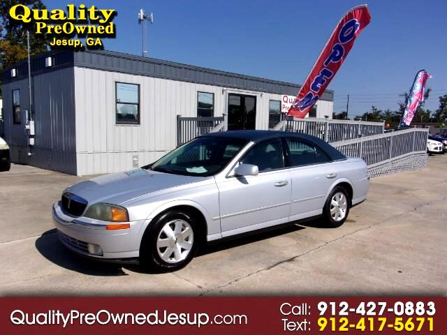 2002 Lincoln LS V6 Base