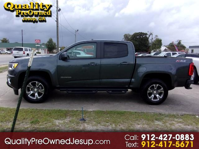 "2017 Chevrolet Colorado 4WD Crew Cab 128.3"" Z71"