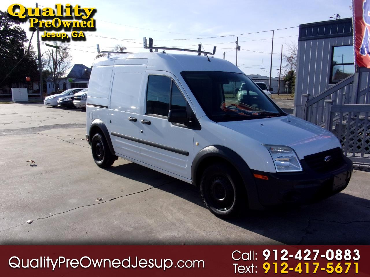 """2013 Ford Transit Connect 114.6"""" XL w/rear door privacy glass"""