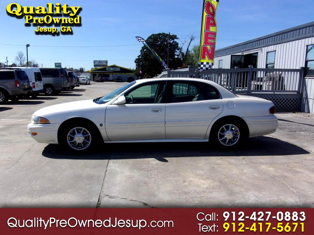 2003 Buick LeSabre 4dr Sdn Limited