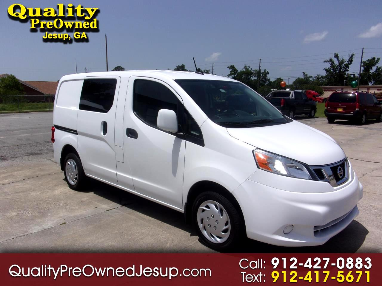 2017 Nissan NV200 Compact Cargo I4 SV