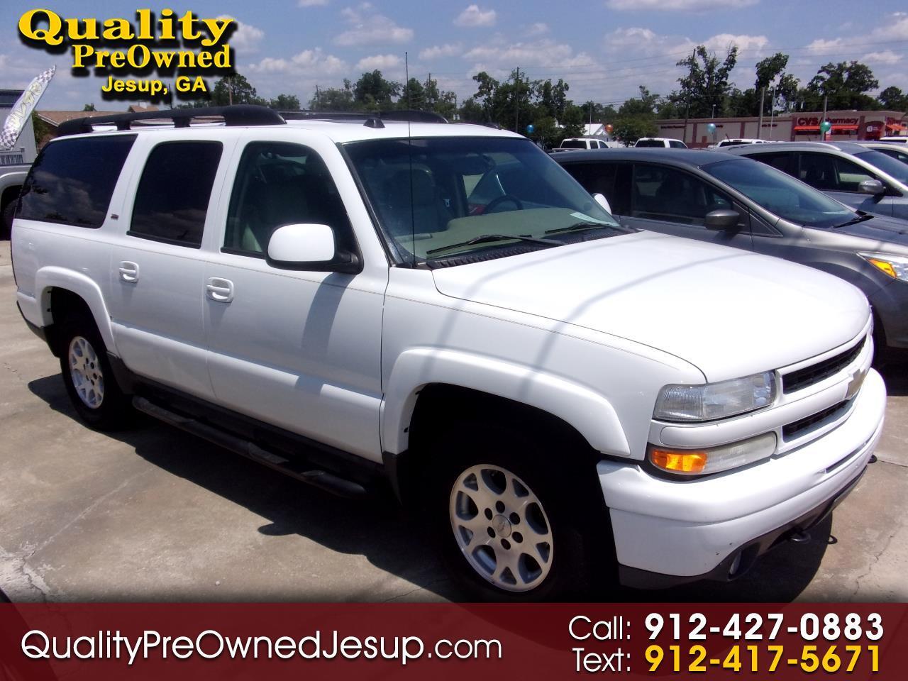 Chevrolet Suburban 4dr 1500 Z71 2005