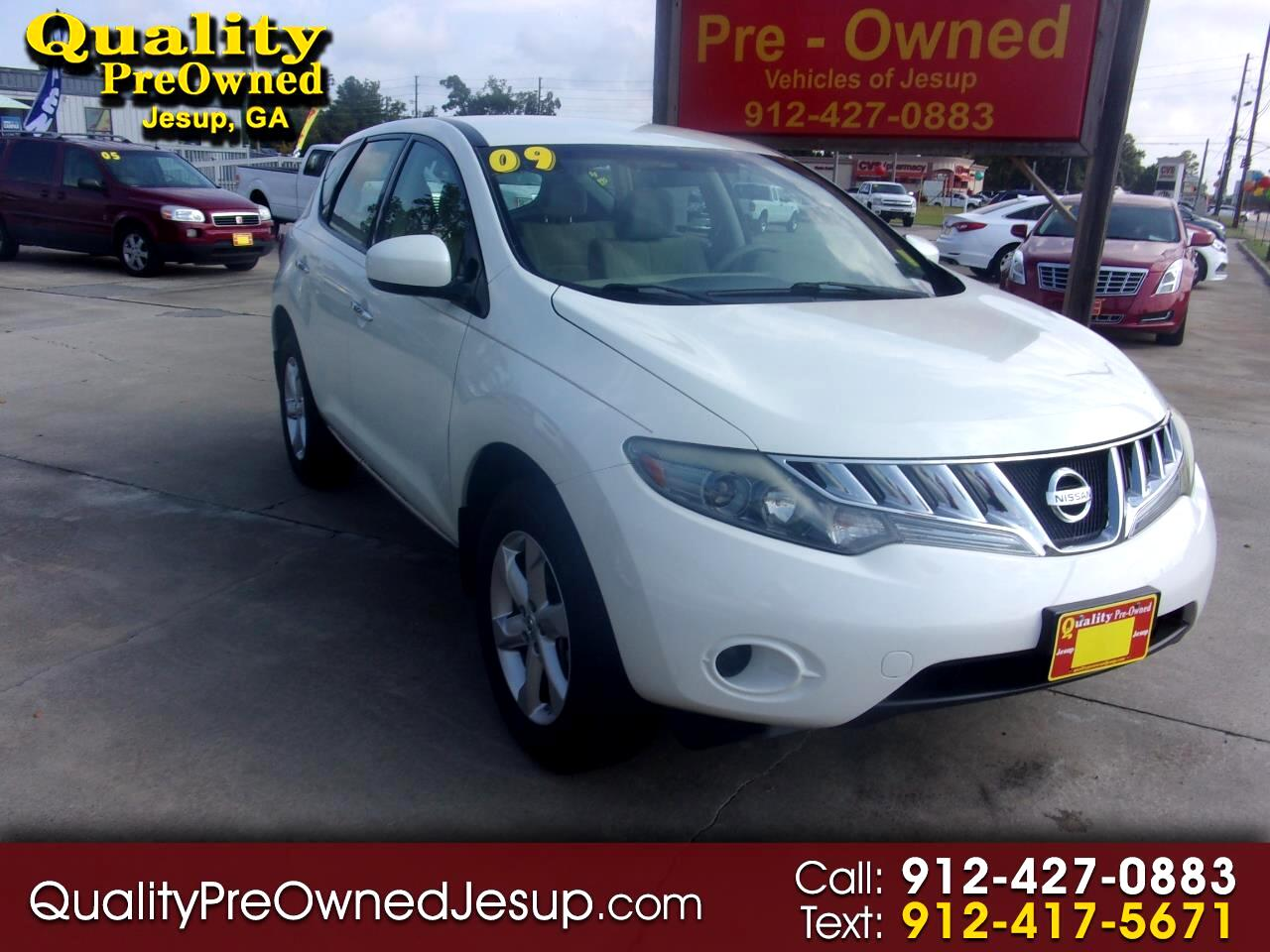 2009 Nissan Murano 2WD 4dr S