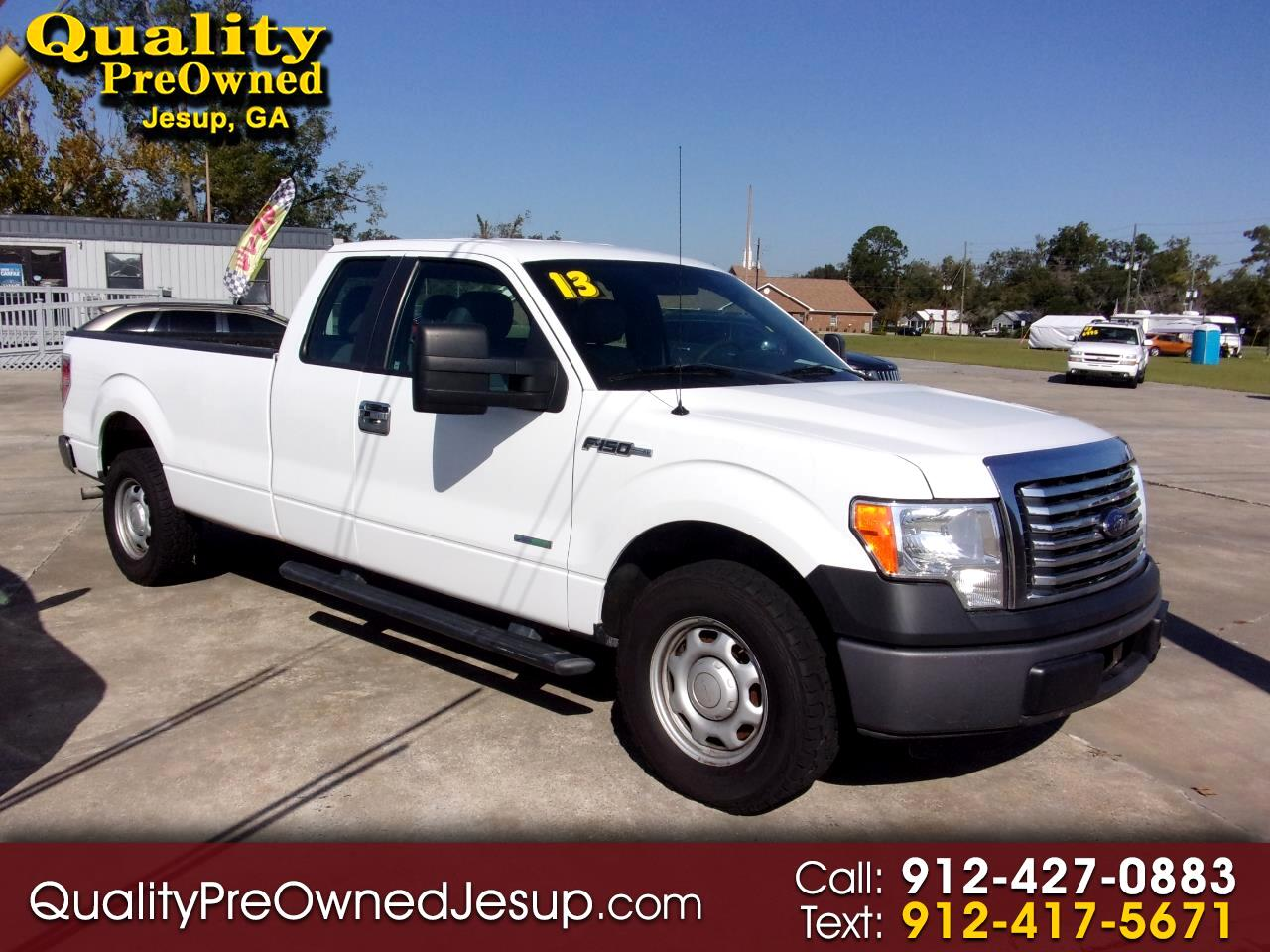 2013 Ford F-150 133