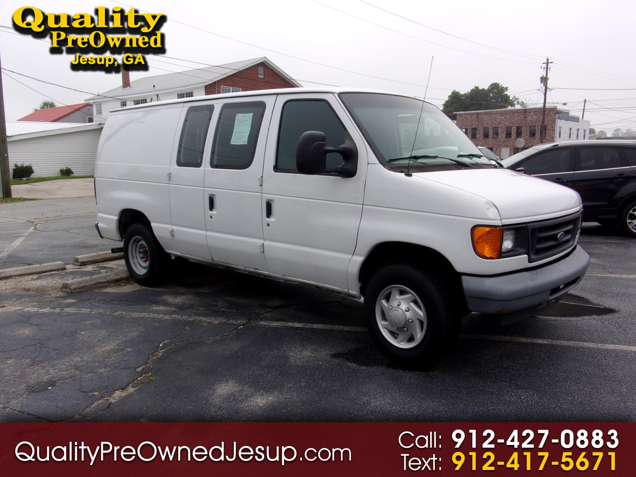 Ford Econoline Wagon E-350 Super Ext XLT 2006