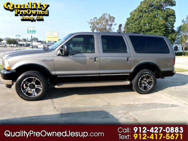 2003 Ford Excursion Limited 6.0L 4WD