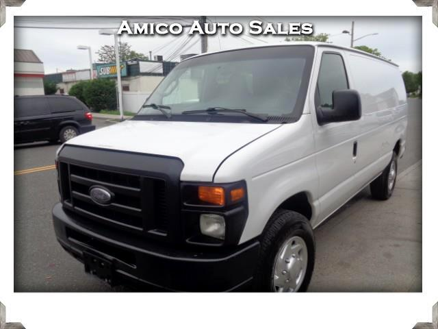 Ford Econoline E-250 Commercial 2013
