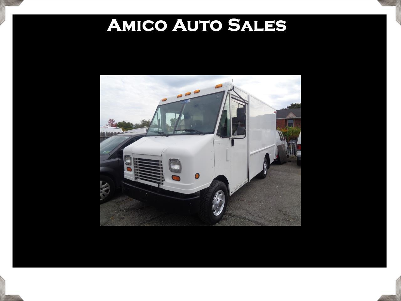 2009 Ford Econoline Step Van