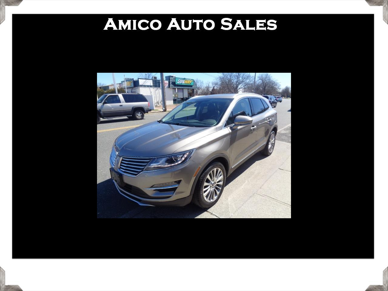 2016 Lincoln MKC Reserve AWD