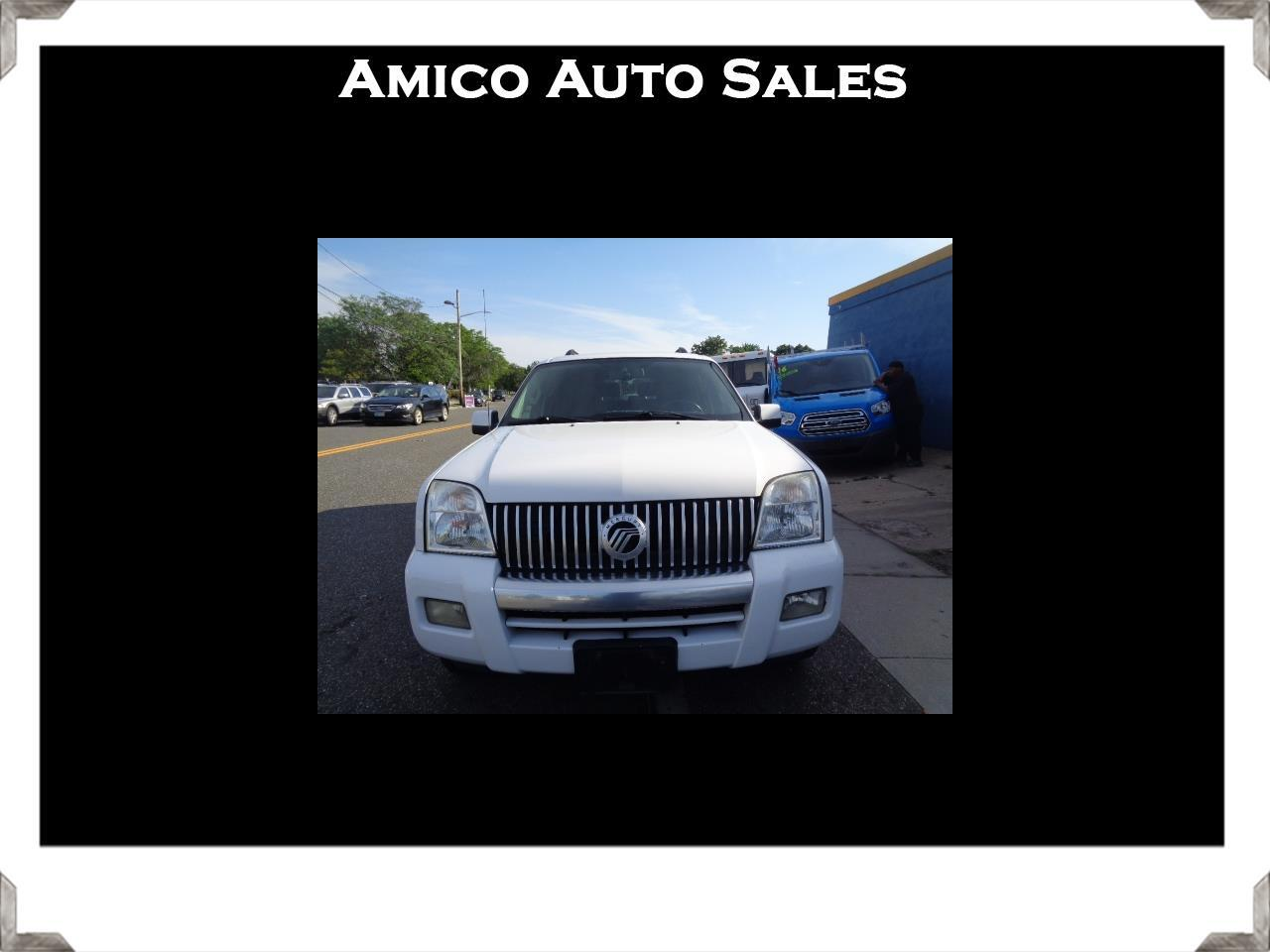 Mercury Mountaineer Luxury 4.0L AWD 2007