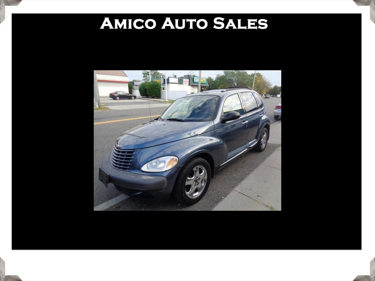 Chrysler PT Cruiser 4dr Wgn Limited 2002
