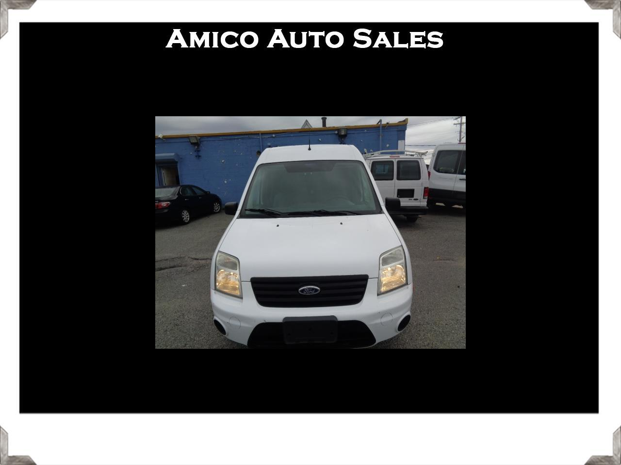 Ford Transit Connect XLT with Rear Door Glass 2011