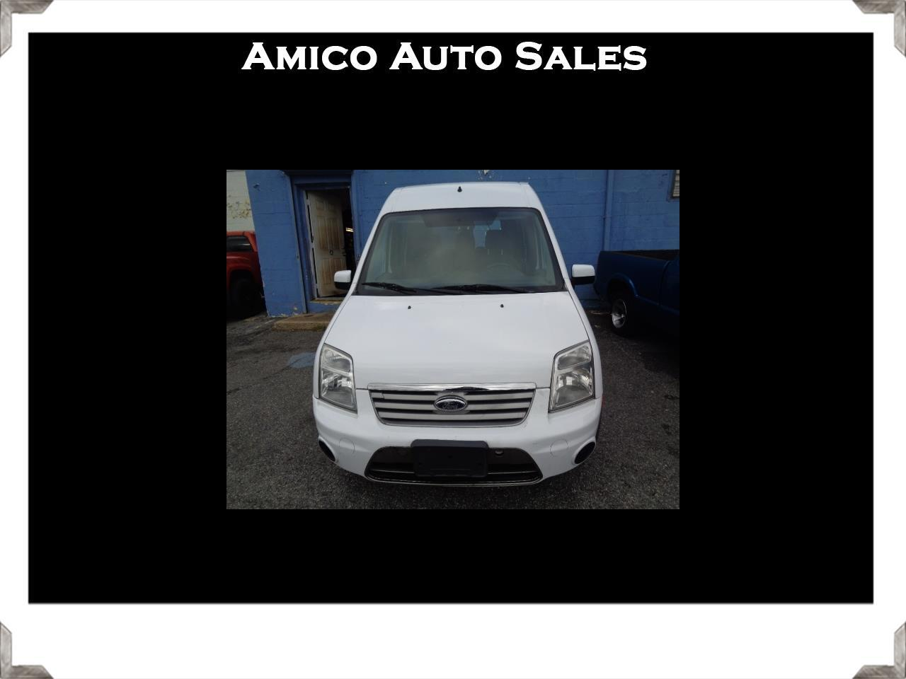 Ford Transit Connect XLT Wagon 2013