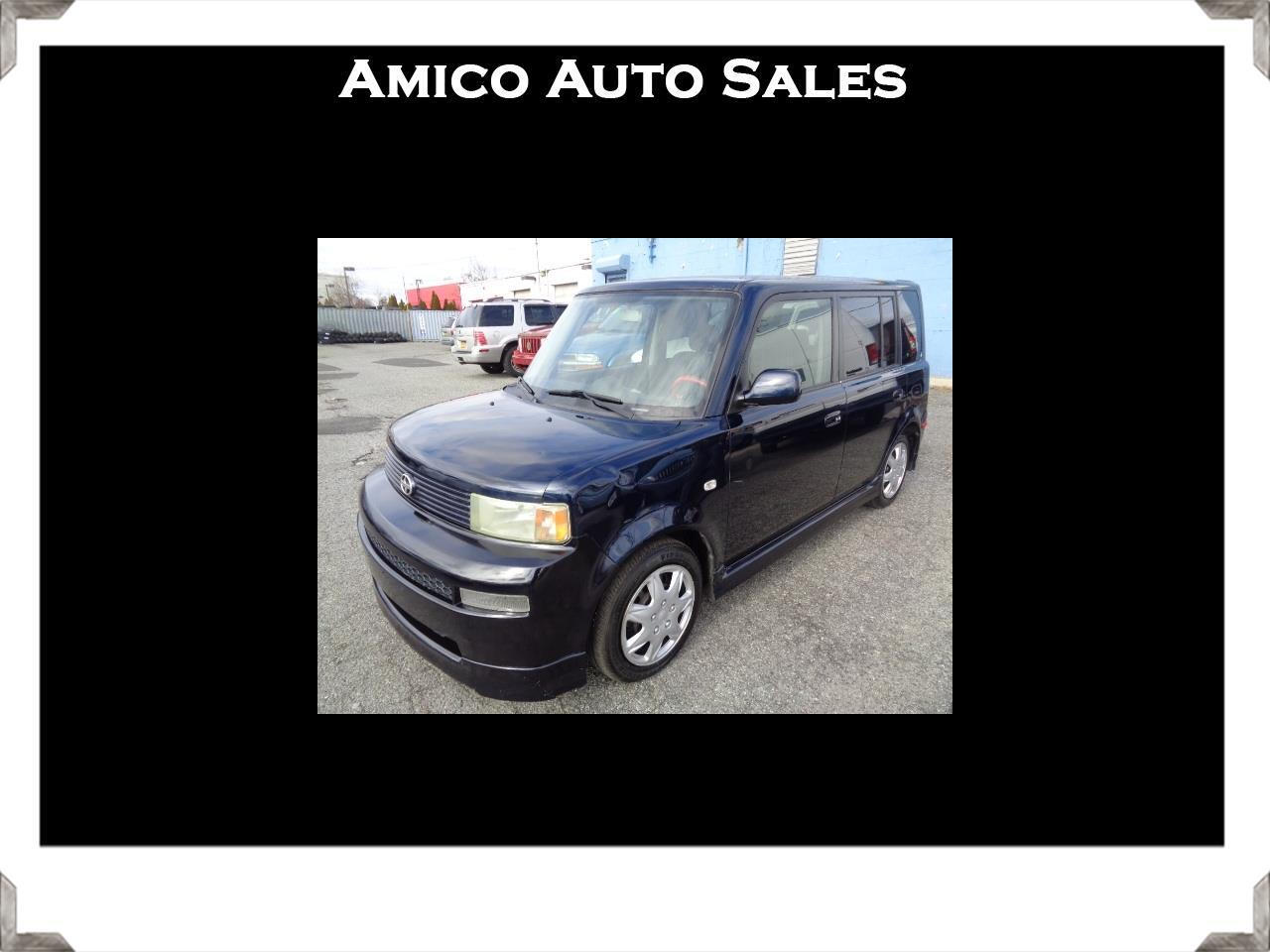 Scion xB Wagon 2004