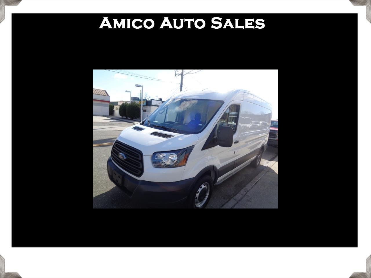 Ford Transit 250 Van Med. Roof w/Sliding Pass. 148-in. WB 2018