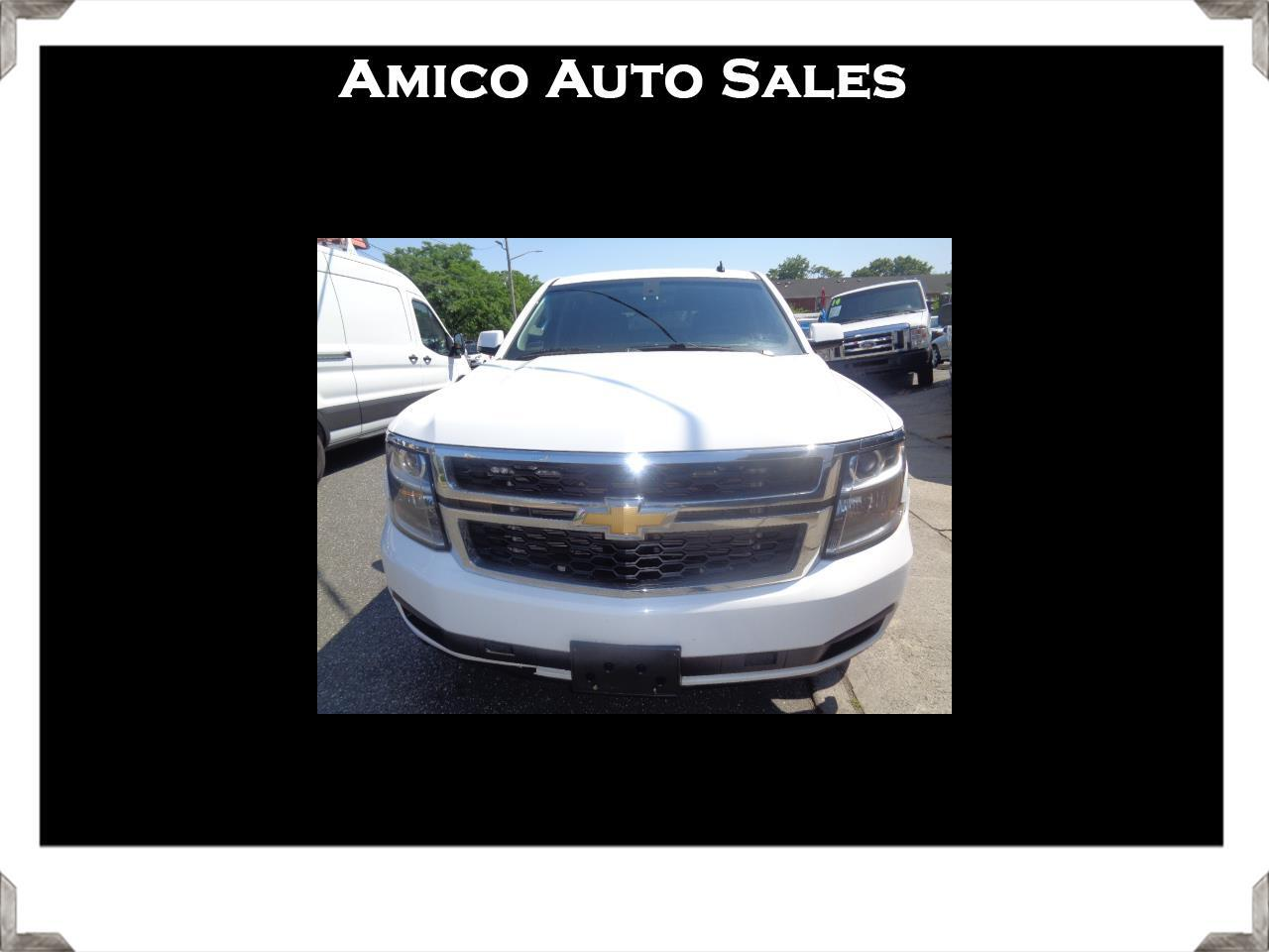 Chevrolet Tahoe 4WD 4dr Commercial 2015