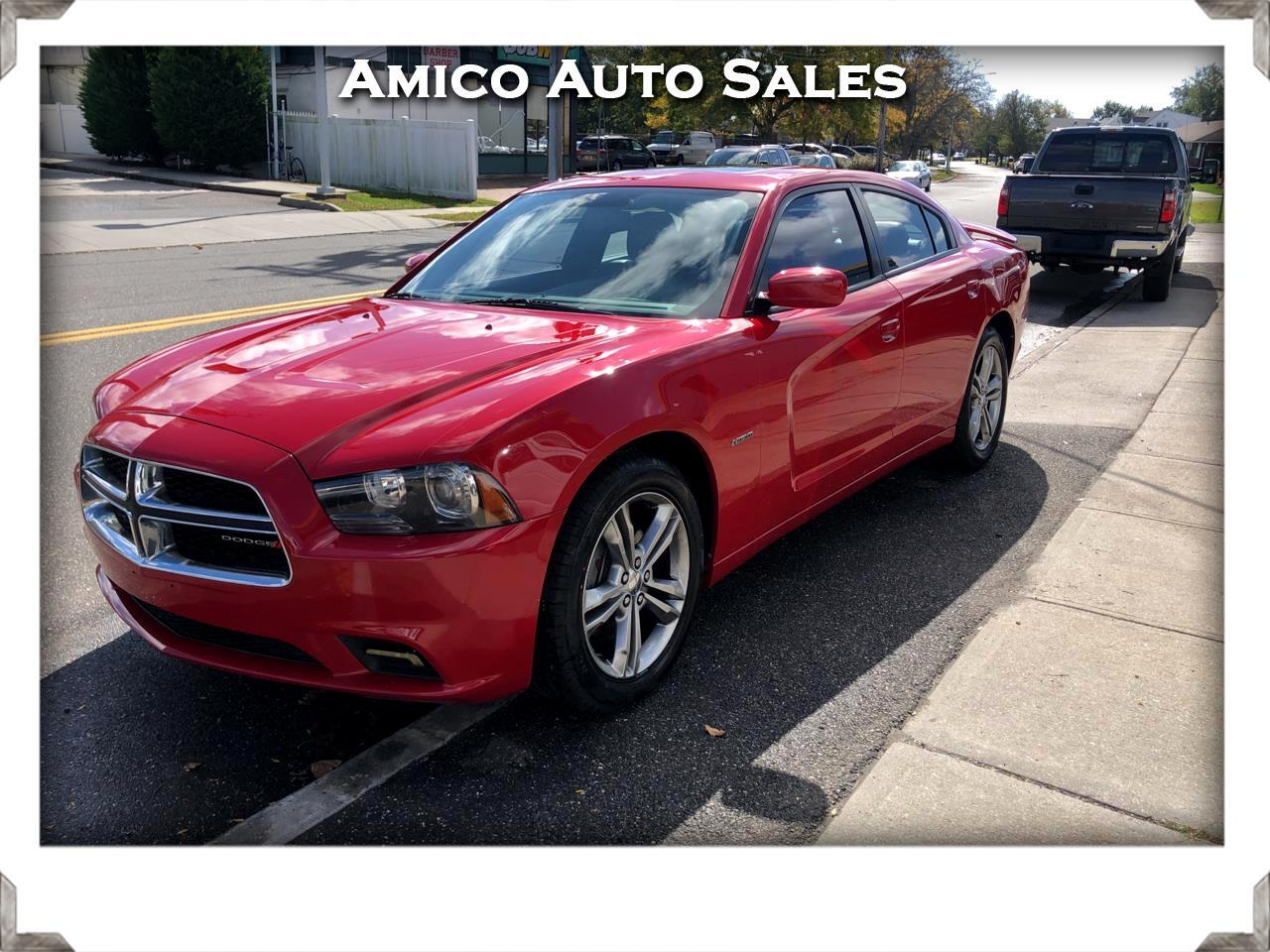 Dodge Charger 4dr Sdn RT AWD 2013