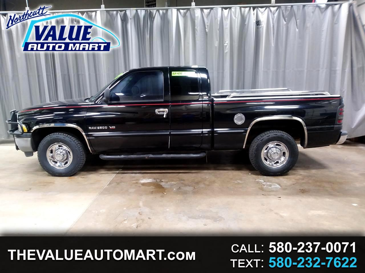 1999 Dodge Ram 2500 Quad Cab Short Bed 2WD