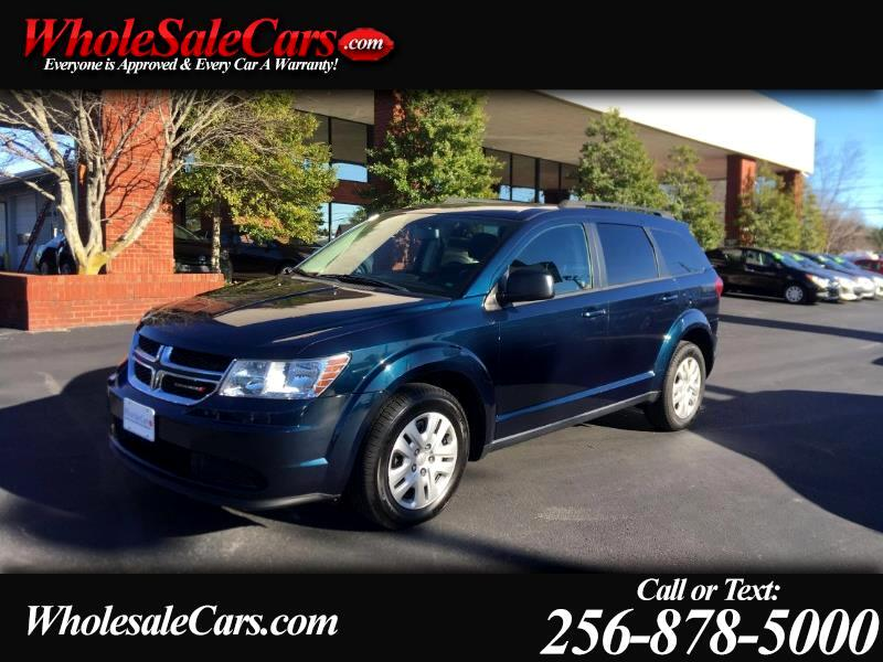 2014 Dodge Journey SE AWD