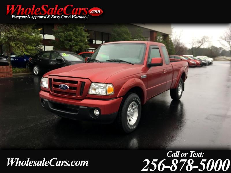 2010 Ford Ranger 2WD 4dr SuperCab 126