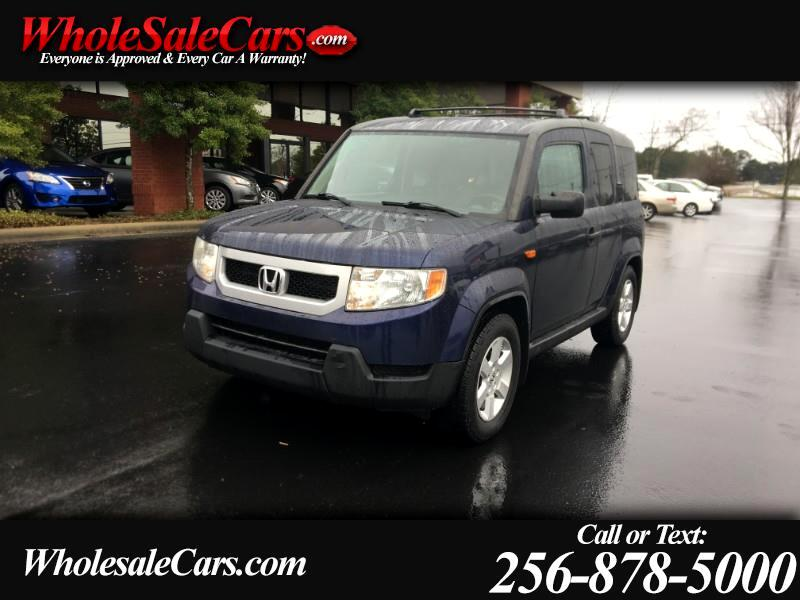2010 Honda Element EX 2WD AT with Navigation System