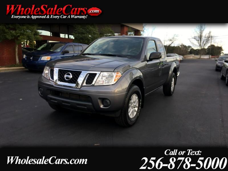 2017 Nissan Frontier King Cab 4x2 SV Auto