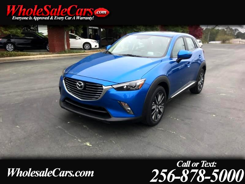 2016 Mazda CX-3 FWD 4dr Grand Touring