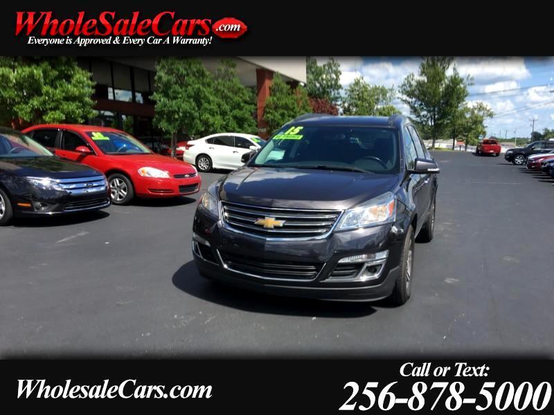 2015 Chevrolet Traverse FWD 4dr LT w/2LT