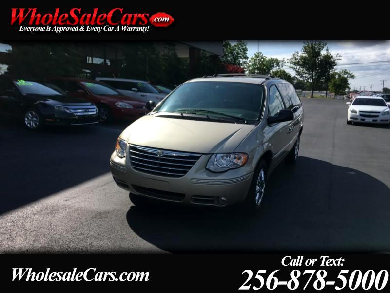 2006 Chrysler Town & Country 4dr Limited