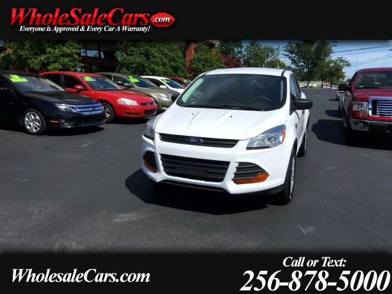 Ford Escape FWD 4dr S 2016