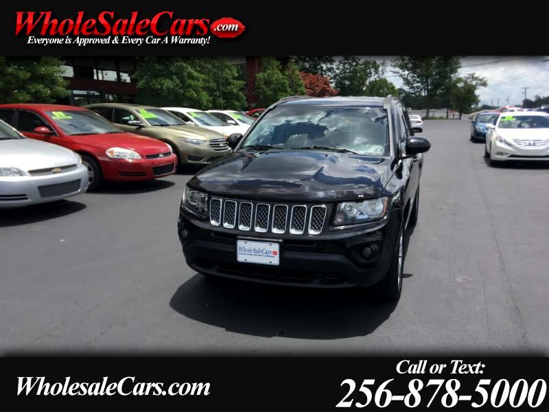 2014 Jeep Compass FWD 4dr Latitude