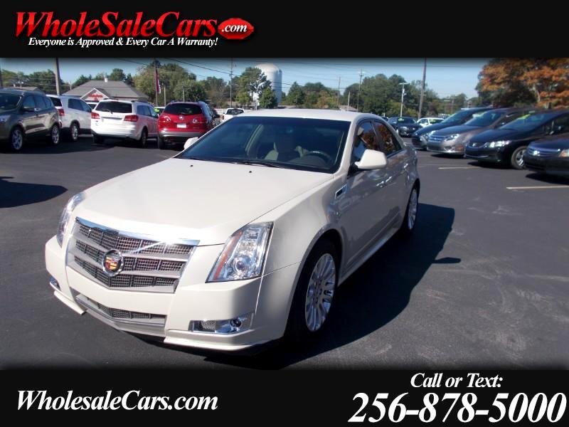 2011 Cadillac CTS Sedan 4dr Sdn 3.0L Performance AWD