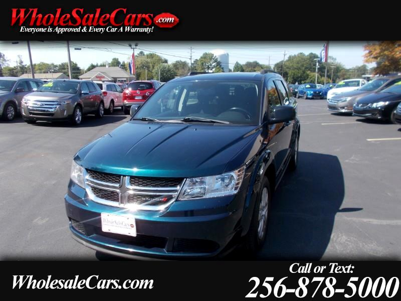 2014 Dodge Journey AWD 4dr SE