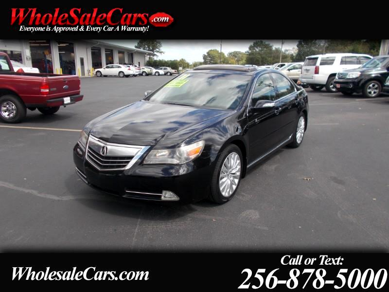 Acura RL 4dr Sdn Advance Pkg 2011