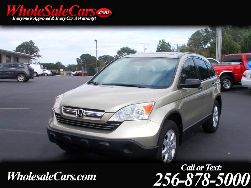 Honda CR-V 2WD 5dr EX 2009