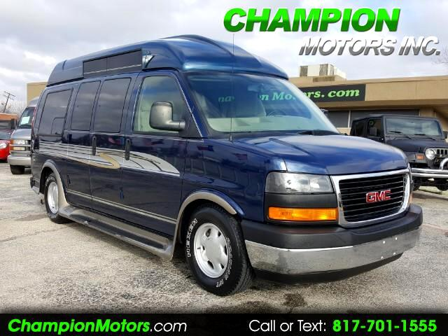 2004 GMC Savana G1500 MOBILITY CONVERSION VAN