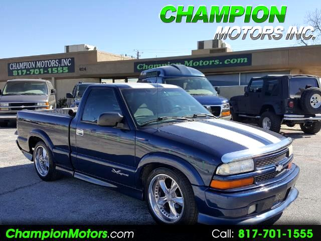 2001 Chevrolet S10 Pickup Xtreme 2WD